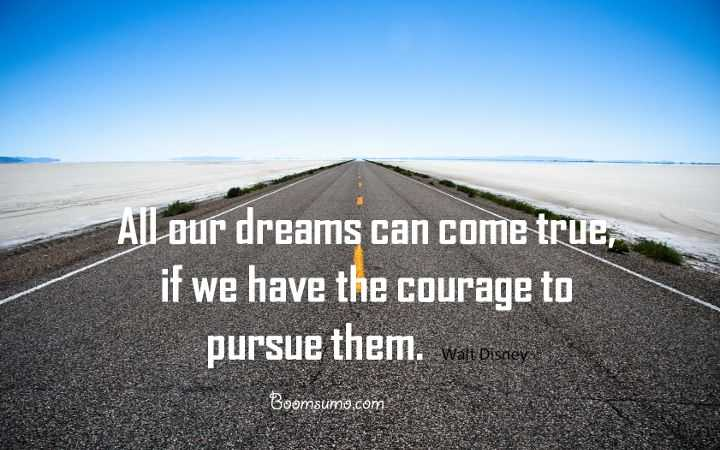 Dreams come True Motivational Quotes That Will Inspire You to Be Successful Quotes