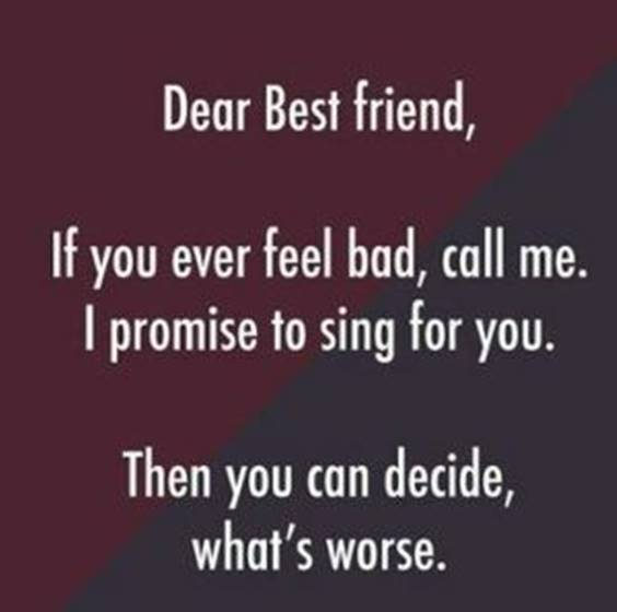 Funny Quotes About School Friends Crazy Best Friend