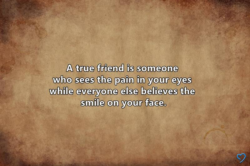 True Friendship Quotes 1
