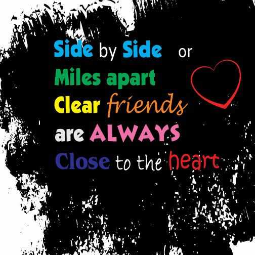 Cool friends Friendship Quotes