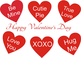 Love Quotes in heart symbol