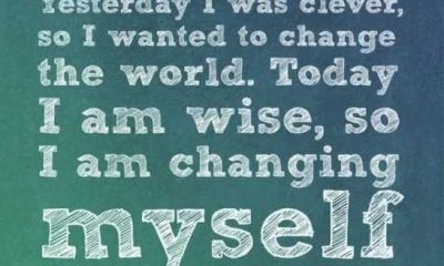 The Best Life Quotes and Sayings I am Changing Myself wise quotes