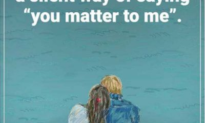 The Best Relationship Quotes Sayings Hugging You matter to me life quotes