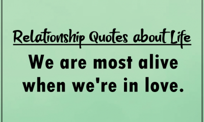 heart touching relationship quotes about life