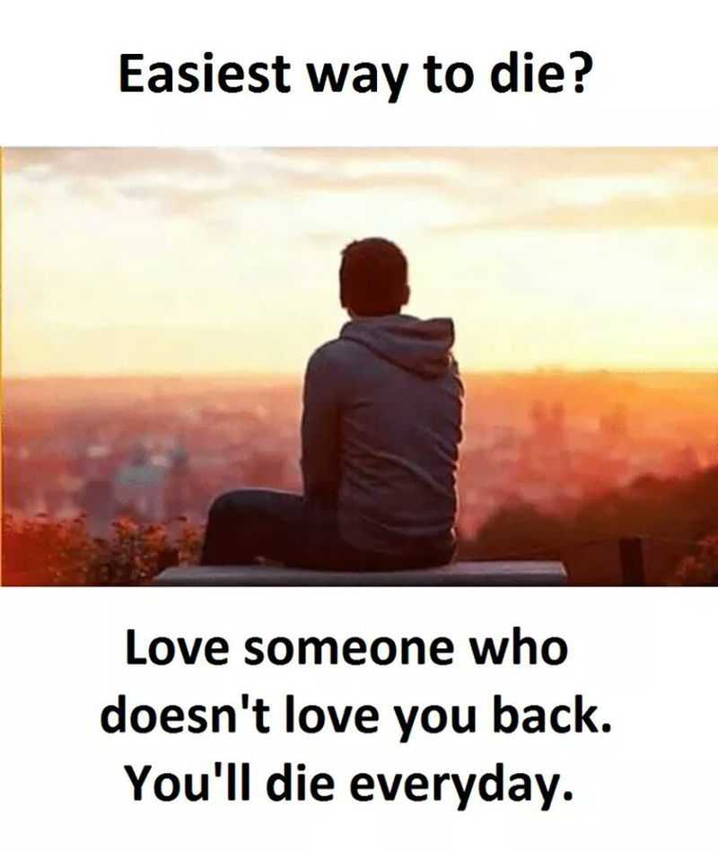 I Love You Sad Quotes: Sad Love Quotes Easy Way To Die? Life And Pain Depressed