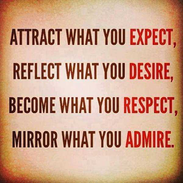 Daily Inspirational Quotes: Daily Inspirational Quotes: Mirror What You Admire