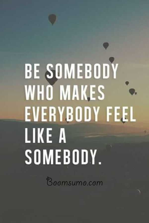 Inspirational Thoughts Gorgeous Inspirational Thoughts Encouraging Quotes 'be Somebody