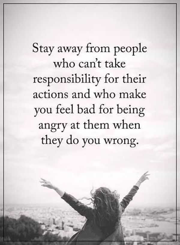 quotes about life stay away
