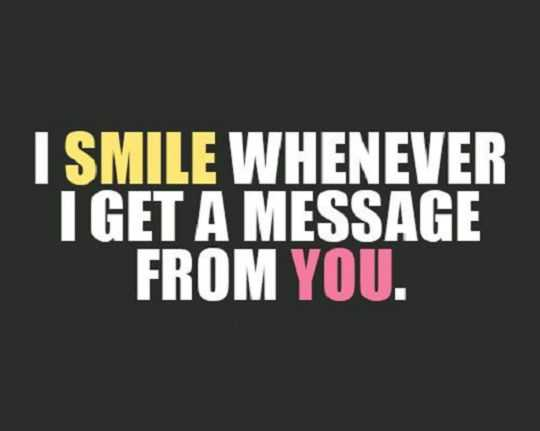 Happiness Quotes about happiness Get Message, Whenever I Smile