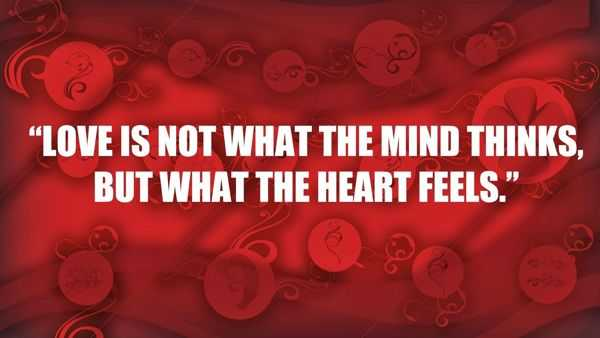 Love quotes Love thoughts What The Heart Feels, Love Is