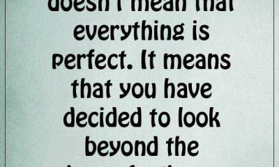 happiness quotes about life sayings Being happy Not Everything perfect, Perfect It