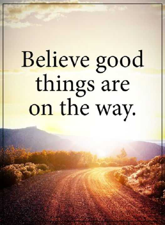 Hopefulness Quotes: Believe Always Live With A Positive