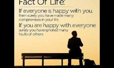 Best Happy Quotes about Happiness Fact Of Life, If Everyone Happy life