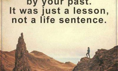 Best Life Quotes about success Never Be Defined, Just A Lesson