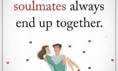 Best Love Quotes about Life After All Soulmates Always Together
