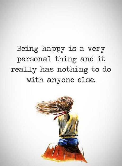 Inspirational life Quotes about Happiness Being Happy