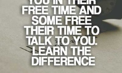 Relationships Quotes about life Learn the Difference Someone talk To You