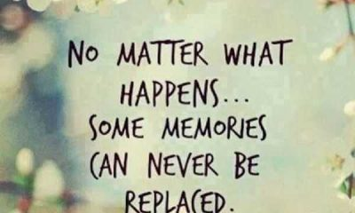 Best Inspirational Quotes Some Memories Never Be Replaced