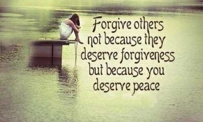 Forgiveness Quotes Forgive Others Not Because They Deserve Forgiveness