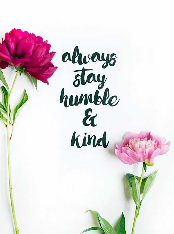 Happiness Quotes Why Always Stay Humble - BoomSumo Quotes