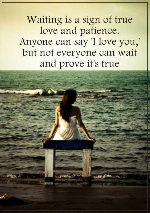 Waiting For Quotes About Love: Inspirational Love Quotes: Love Sayings Anyone Can Say I