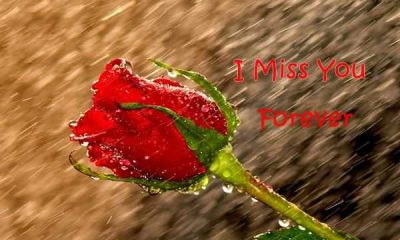 Love Quotes of the day Love Sayings I Miss You Forever