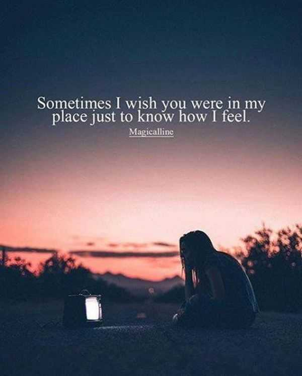 Her sad romantic quotes for 60+ Insanely
