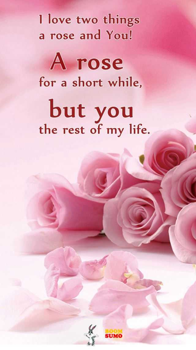 Cool love quotes and love sayings i love two things love life boomsumo quotes - Cool love images ...