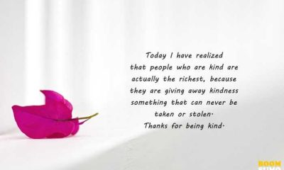 Kindness Quotes How To Be Rich People This Is The Secret