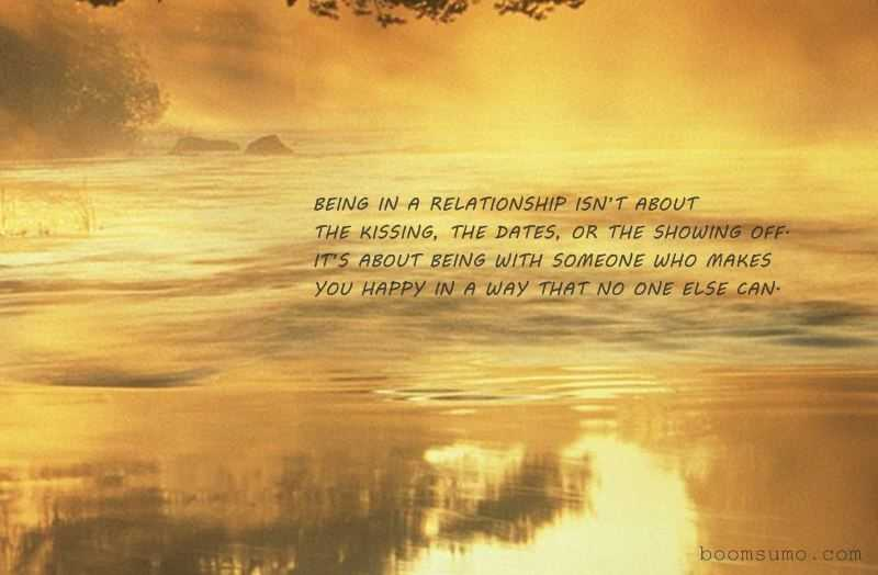 Relationships Quotes Who Makes You Happy
