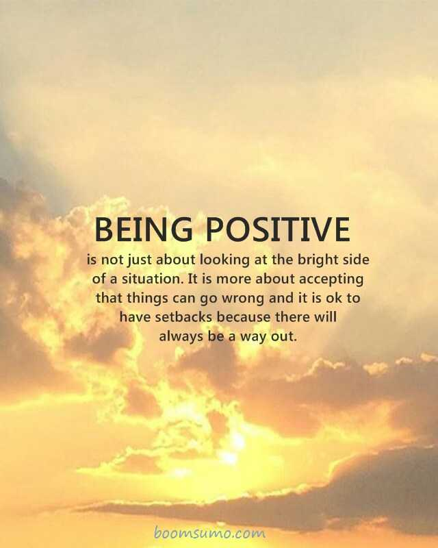 23 Quotes To Help You Stay Positive 4