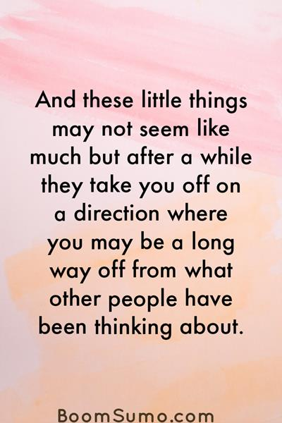 popular thoughts and someone who thinks things through
