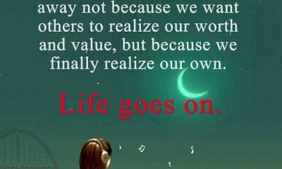 Inspirational Quotes Motivation Sometimes Walking Away