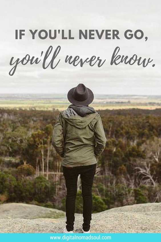 86 Inspirational Quotes to Inspire Your Inner Wanderlust 70
