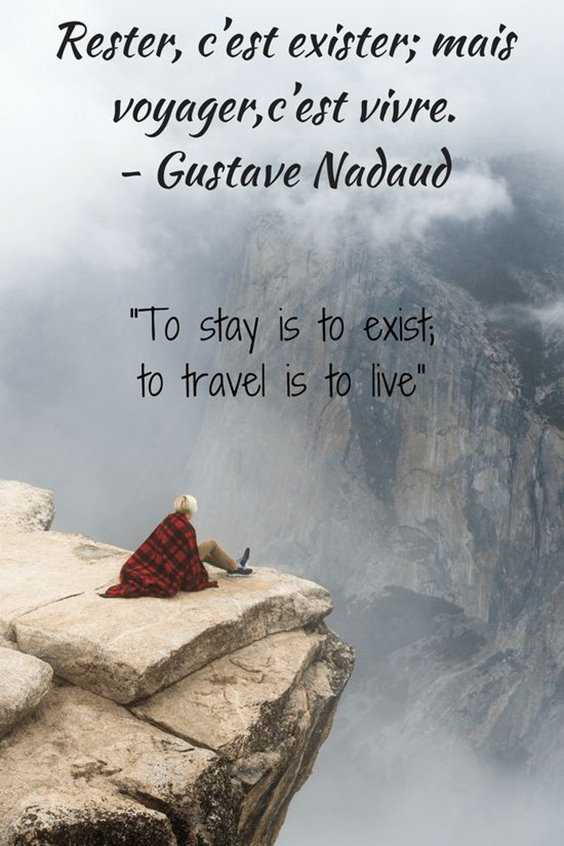 86 Inspirational Quotes to Inspire Your Inner Wanderlust 71