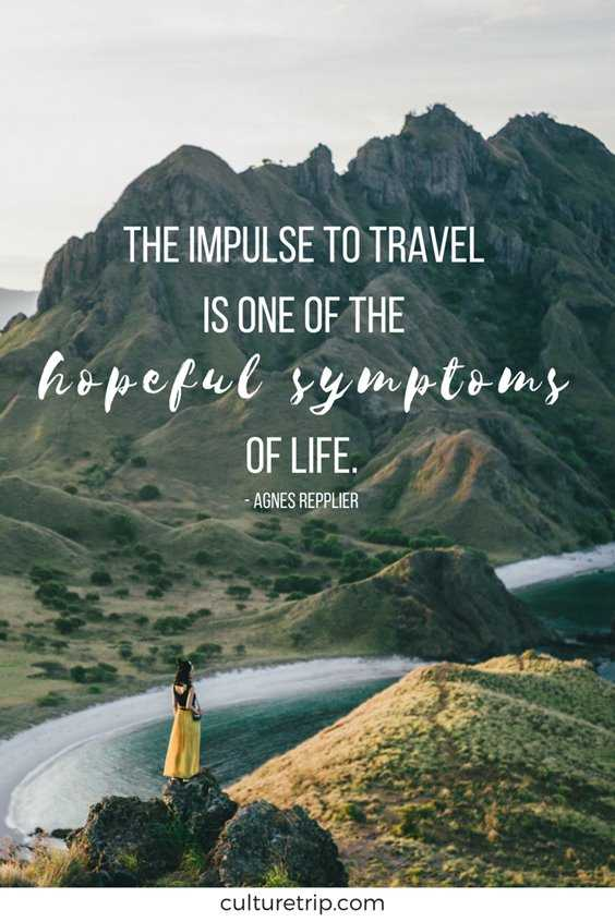 86 Inspirational Quotes to Inspire Your Inner Wanderlust 72
