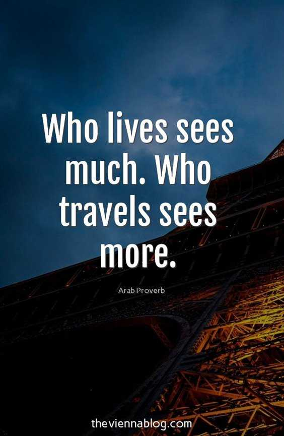 86 Inspirational Quotes to Inspire Your Inner Wanderlust 86