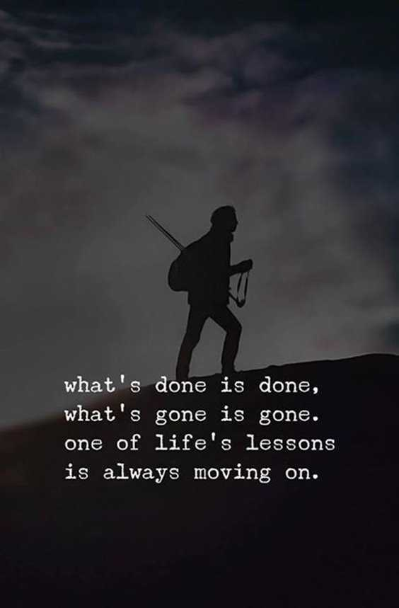 100 Inspirational Quotes About Moving On 56