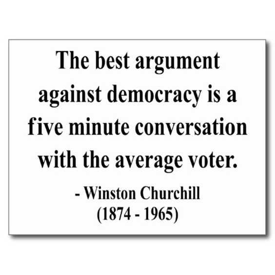 153 Winston Churchill Quotes Everyone Need to Read Democracy 7