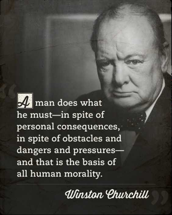 153 Winston Churchill Quotes Everyone Need to Read Inspiration 15