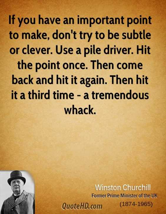 153 Winston Churchill Quotes Everyone Need to Read Inspiration 27