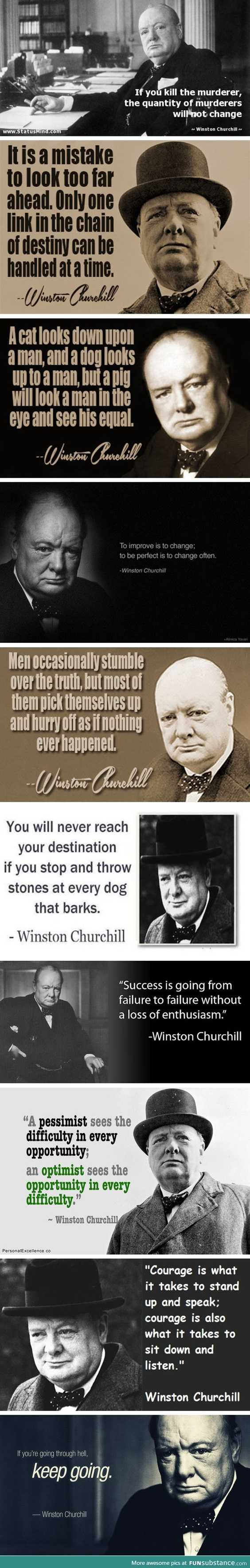 153 Winston Churchill Quotes Everyone Need to Read Inspiration 33