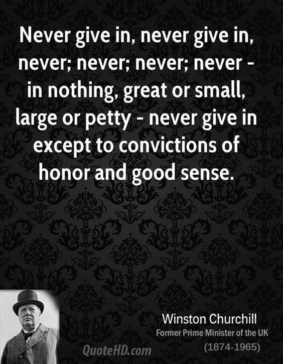153 Winston Churchill Quotes Everyone Need to Read Inspiration 4