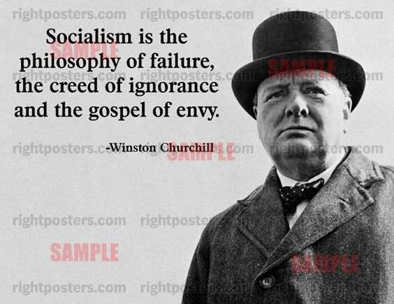 153 Winston Churchill Quotes Everyone Need to Read Socialism 5