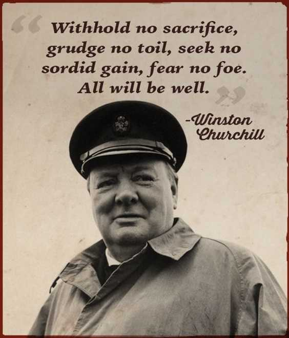 153 Winston Churchill Quotes Everyone Need to Read War 3