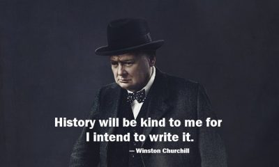 Winston Churchill Quotes to Live By