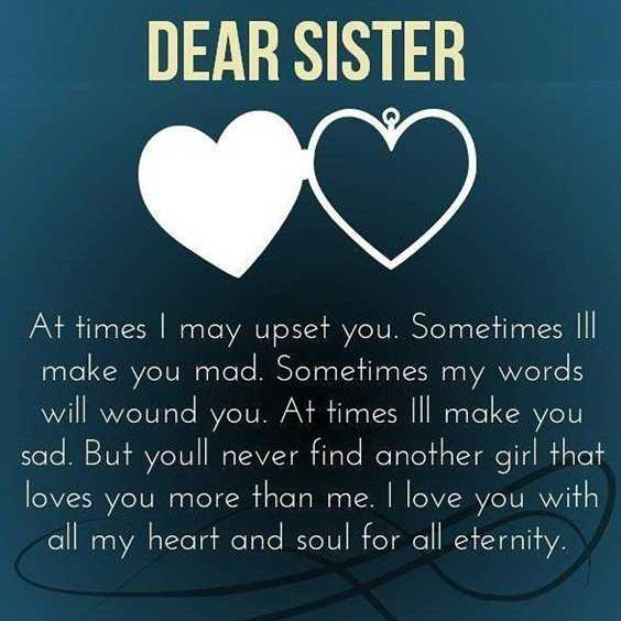 23 Sister Quotes and Sayings Quotes About Sisters 11
