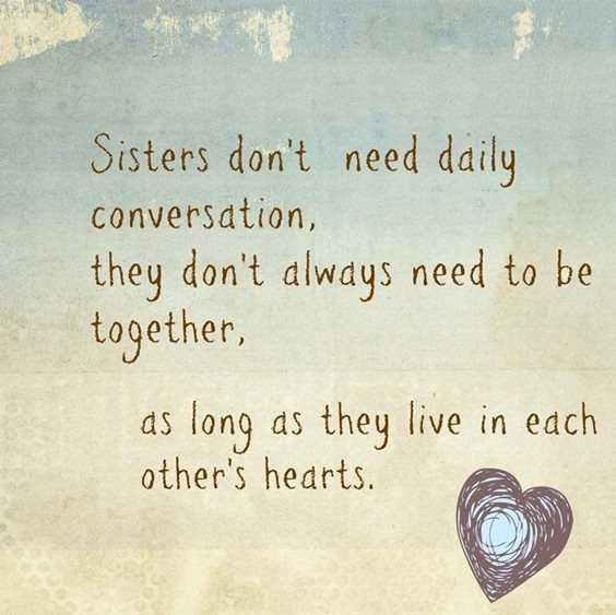 23 Sister Quotes and Sayings Quotes About Sisters 7