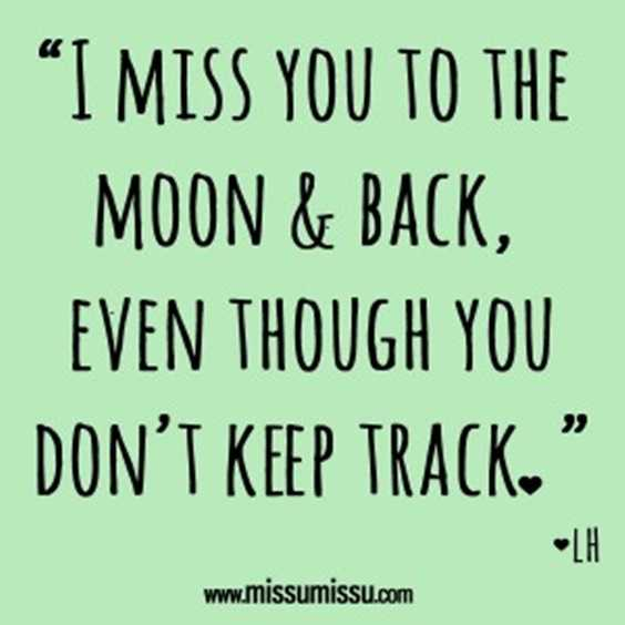 I Miss You And Missing Someone Quotes 12