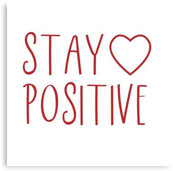 How To Stay Positive Quotes